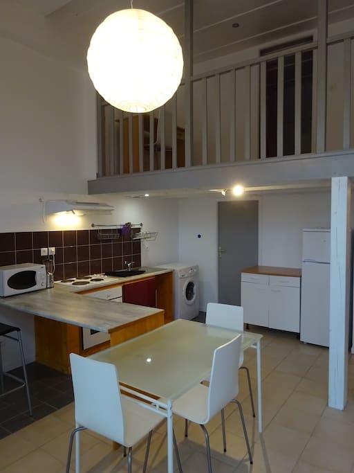 Loft spacieux et lumineux en ville appartements louer - Appartement spacieux lumineux en suede ...