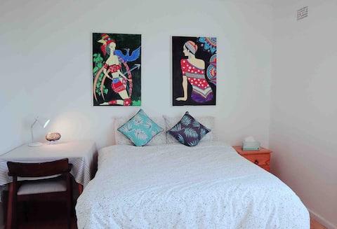 Room 1 Family: Beach lovers accommodation