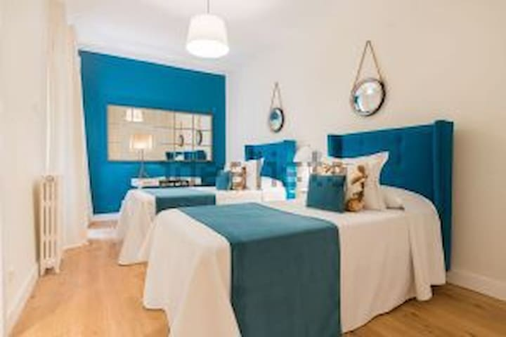 Casa bonito baño privado - มาดริด - บ้าน