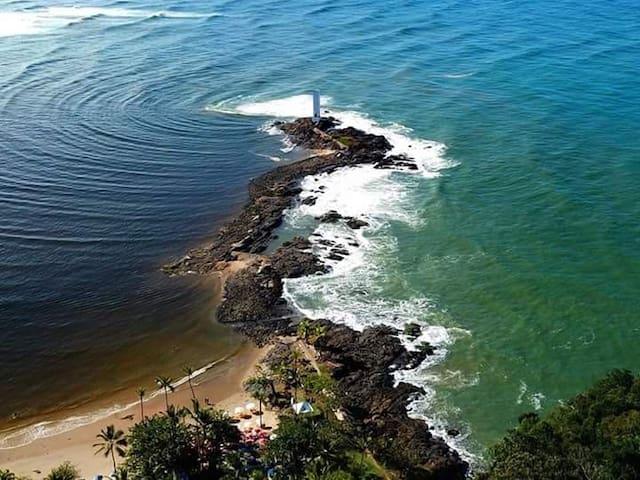Farol praia da concha