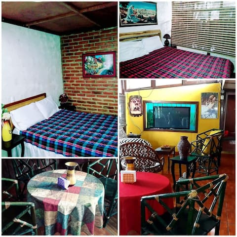 HABITACIONES EN HOSTAL EN COLONIA ESCALON
