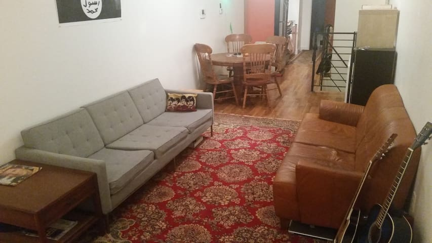 Clean Sunny Room In Amazing Bushwick Apartment
