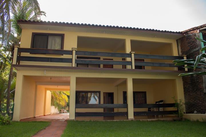 Casa frente al mar en Playa Blanca - Zihuatanejo de Azueta - Rumah