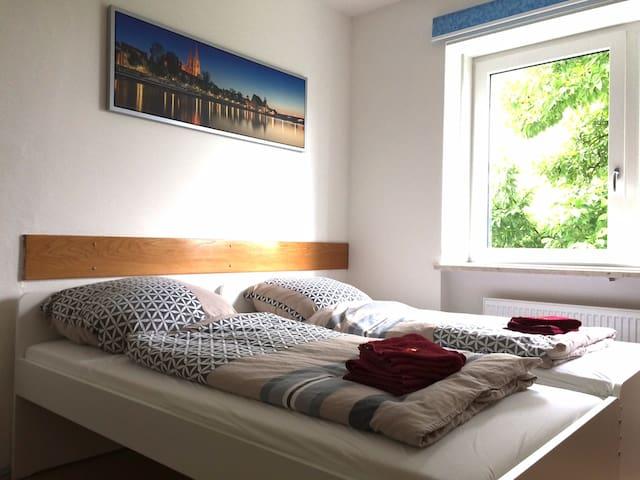 E7 Zimmer Nähe Altstadt und Hochschulen