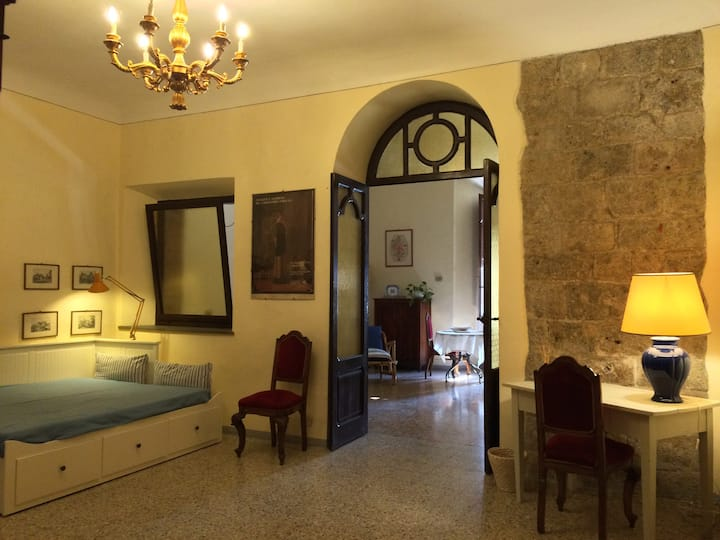 Charming studio in the historical centre of Siena