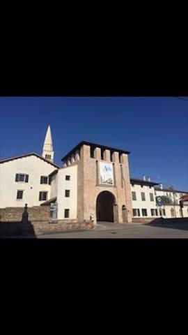 Villa 11 ospiti max S.Vito al T. Pn - S Vito al Tagliamento  - House