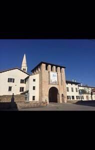 Villa 11 ospiti max S.Vito al T. Pn - S Vito al Tagliamento  - 独立屋