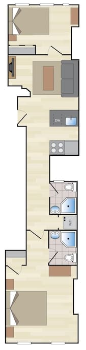 Here is a look at our floor plan.