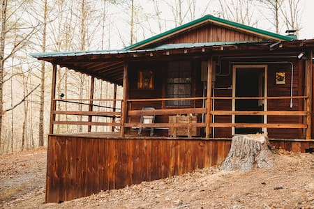 Whispering Pines Private Cabin 5 mins off I-77