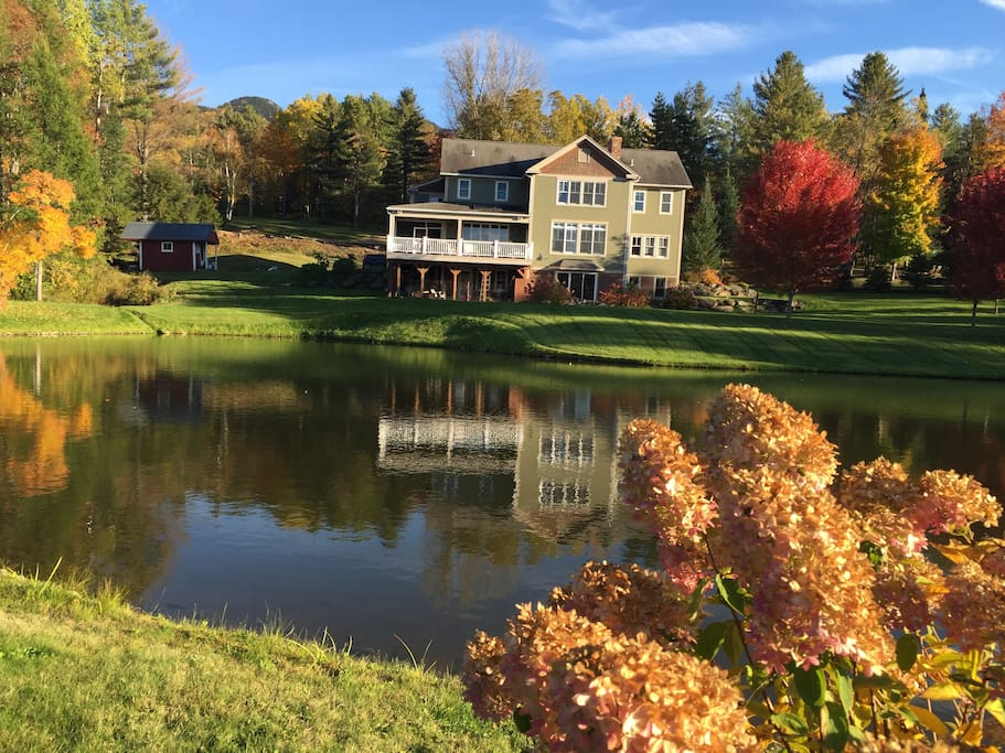 91 Lang Farm Road Stowe, VT. Luxury Stowe Hollow 5BR, 5.5Bath, Sleeps 1-+
