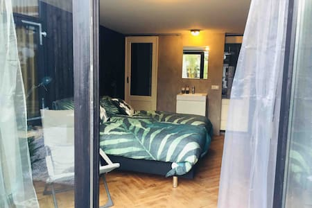 Het Nest, Kamer met bed, WiFi , toiltet en douche