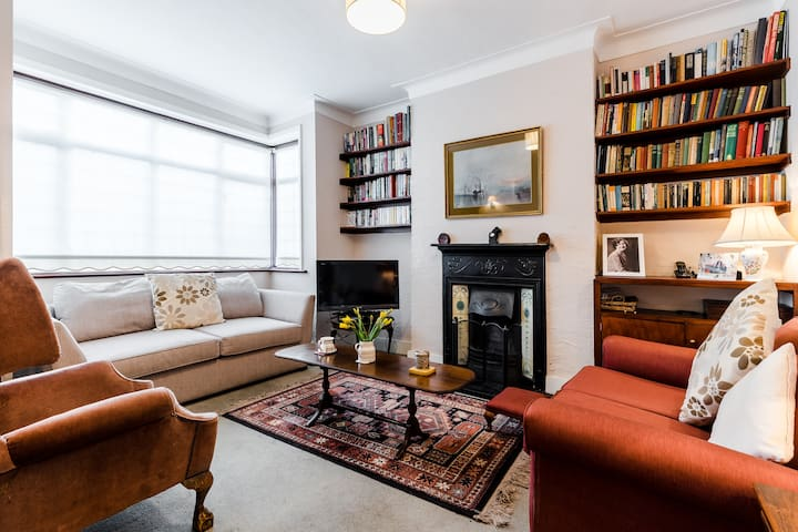 Spacious comfy room - London - Hus