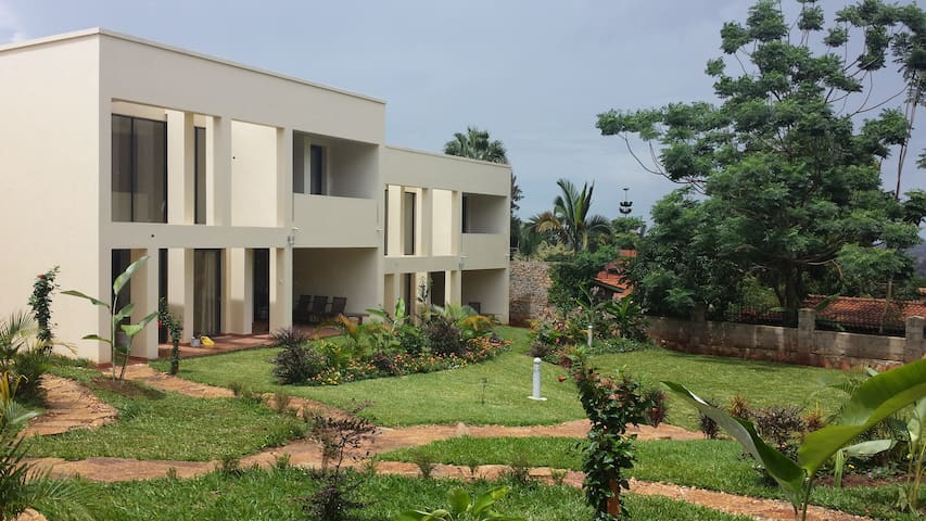 Kansanga Town houses