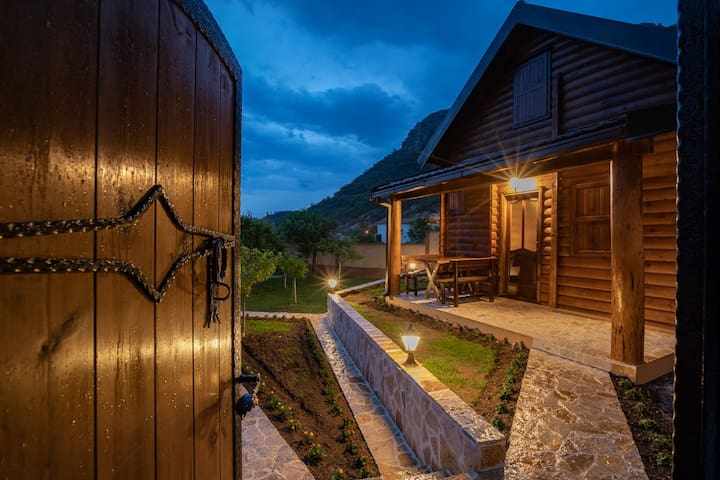 Ethno Lodge AB- Chalet Aleksandar