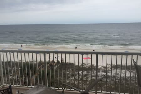 Beautiful condo on beach - Pensacola - Apartamento