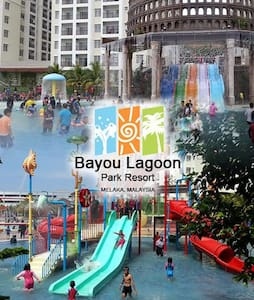 Studio Apartment, Bayou Lagoon Park Resort