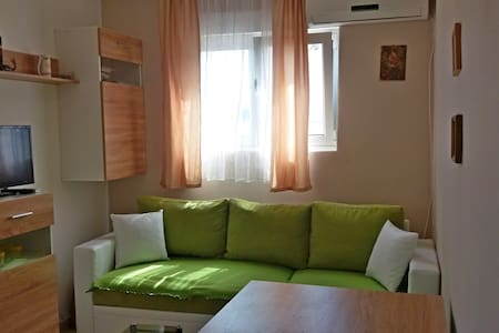 Studio with Terrace for 4 persons