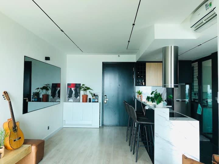 1 bedroom apartment in D2