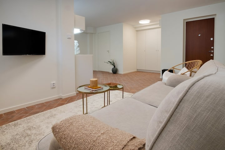 Newly renovated apartment in Sundbyberg
