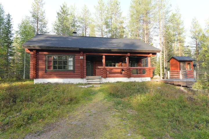 Laavu 15 Cabin
