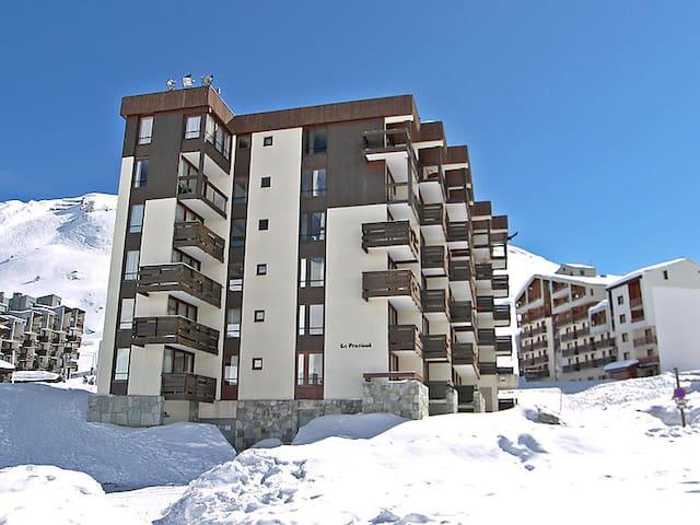 Studio 4 pers à Tignes-Val Claret (ski aux pieds) - Tignes - Appartement