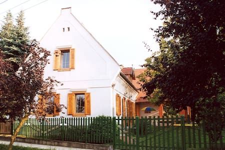 Ferien Haus Berek in Balatonberény