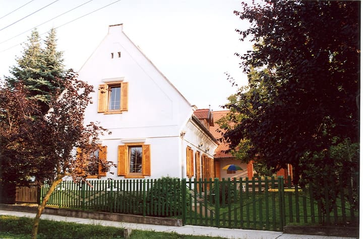 Berek Holiday House in Balatonberény