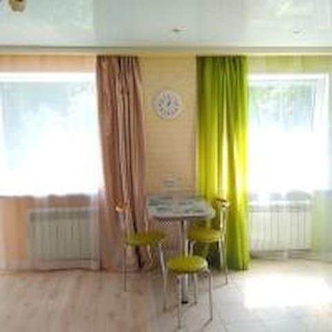 Apart39 on Chernyakhovskogo 34, one-bedroom apartment
