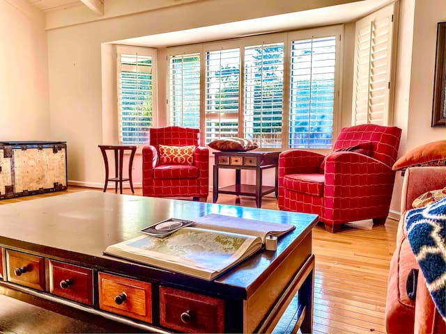 ♥Lovely Estate In Carmel near Pebble Beach Big Sur