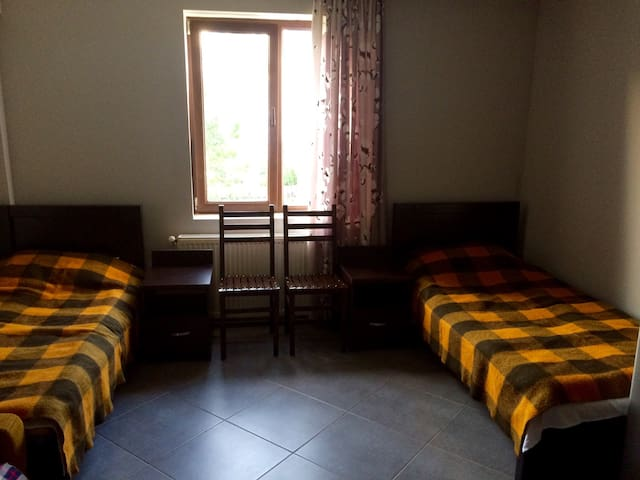 Small but nice room