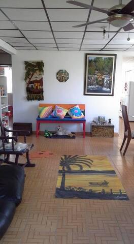 Agradables hab.  arte y ambiente familiar - Cartagena - Dům