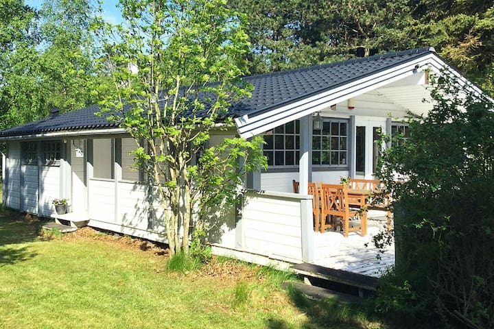 Cozy Holiday Home in Rødby with Terrace