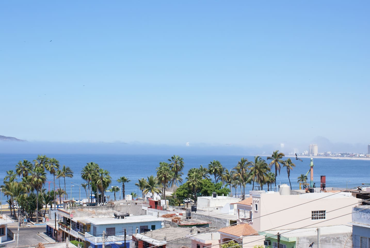 Amazing Views from the Master Bedroom and Rooftop Patio