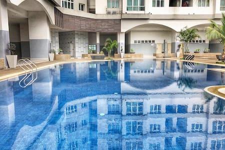 KL Sentral Resort Lifestyle Studio - Clean & Safe - Kuala Lumpur