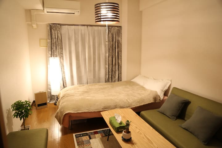 Great Location! Asakusa sta 5min, Free Wifi