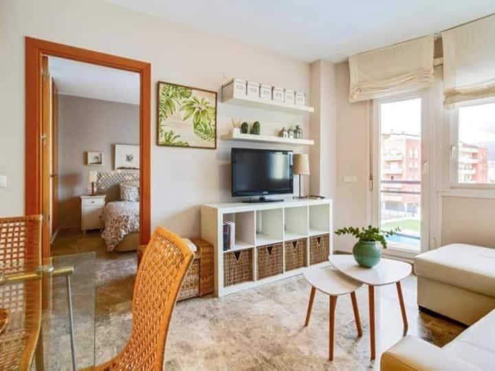 Fabulous apartment near the Mijas water park