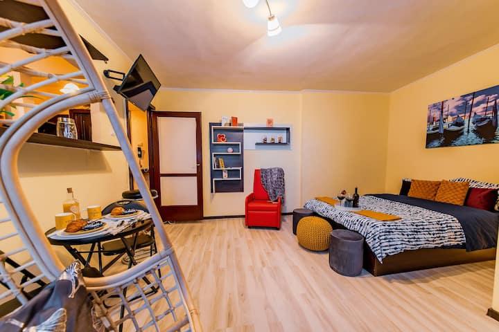 Virtual Travel & Relax Place Gara de Nord
