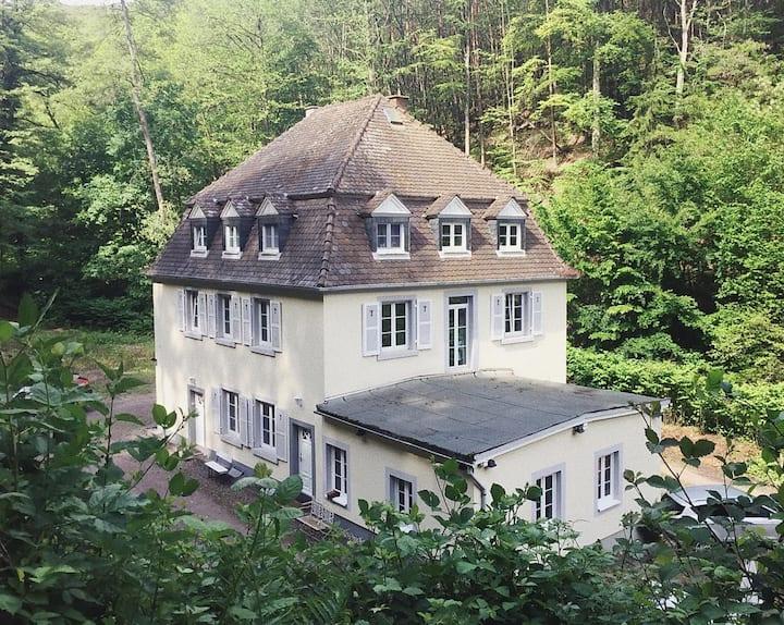 Flieder Zimmer - Die Talmühle - B&B Neustadt