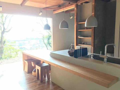 a OISO La ~Stylish small villa with amazing view!