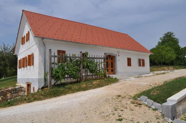 Vintage Studio for Two in Škocjan