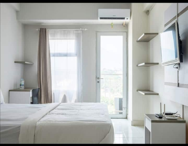 Apartment Easton Park Jatinangor depan IPDN Unpad