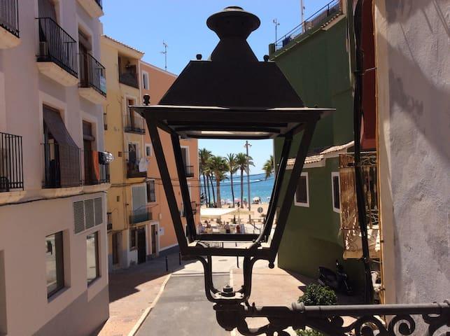 A un paso del Mediterraneo - La Vila Joiosa/Villajoyosa - Apartment