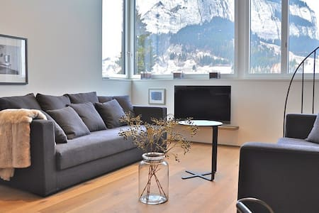* Spacious Design Apartment (6) * - Flims