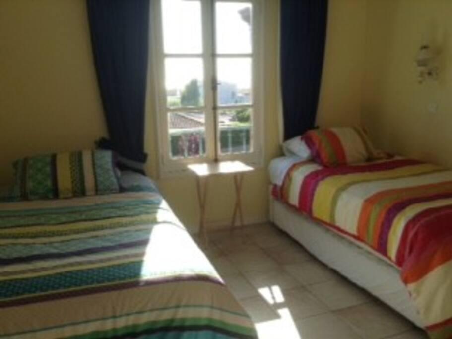 Segundo Dormitorio Cama Nido