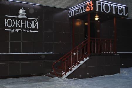 номера апартаменты на ночь,сутки - バルナウル (Barnaul)