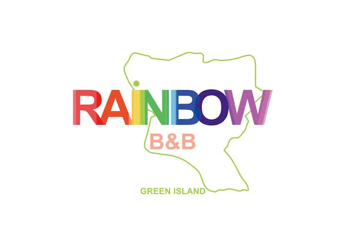Green Island Rainbow B&B,Quad Room 四人房