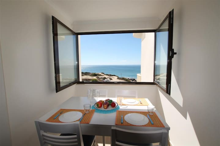 New Apartment panoramic Sea View,Algarve, From 30€ - Armação de Pêra - Appartement