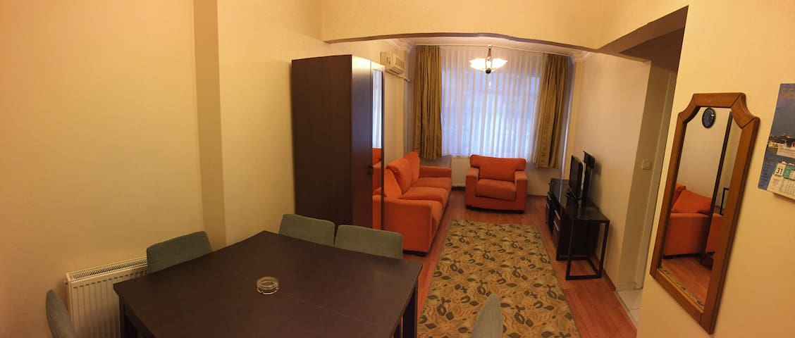 Great Location - Fatih - Apartamento