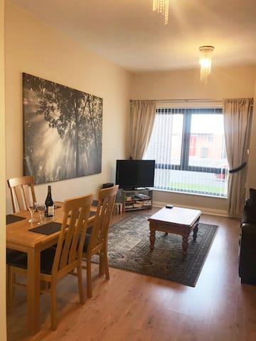 Modern Belfast Apartment in Excellent Location