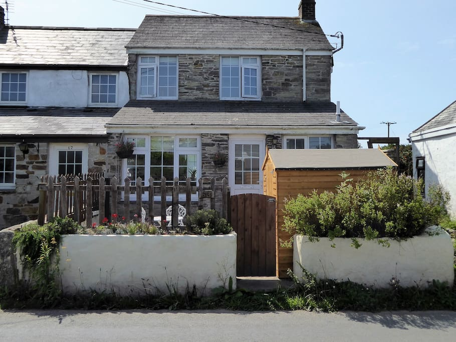homely cottage in beautiful st agnes cottages for rent